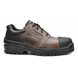 Chaussures de sécurité basses avec semelle caoutchouc