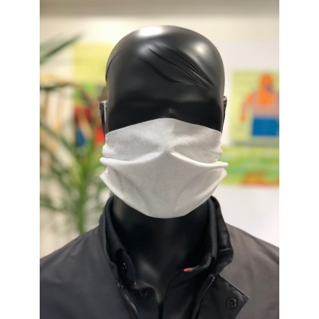 MASQUE ANTI-PROJECTION JETABLE A USAGE NON SANITAIRE