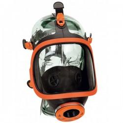 Masque respiratoire panoramique en silicone