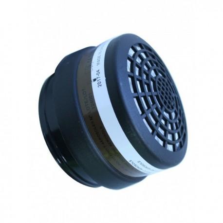 Filtre galette pour masque respiratoire - A1 P3 - Accessoires EPI protection voies respiratoires pas cher